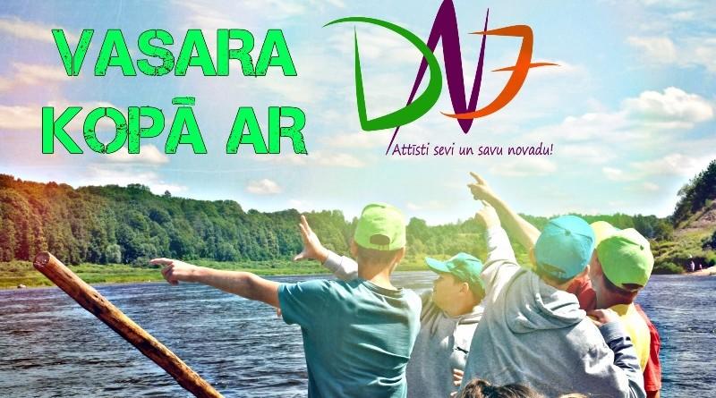 Daugavpils novada jauniešu vasara solās būt produktīva