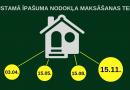 Līdz 15.novembrim veicams kārtējais nodokļa maksājums