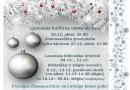 Ziemssvētki Laucesas paagstā