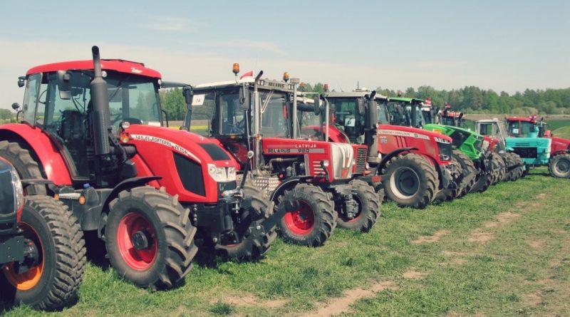Traktortehnikas un tās piekabju ikgadējā valsts tehniskā apskate
